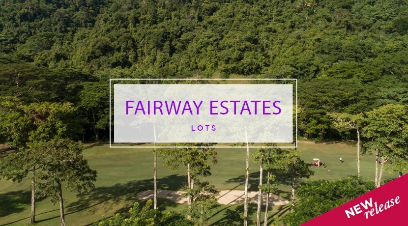 Golfcourse at Fairway Estates